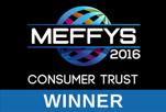 MEFFYS 2016 Consumer Trust Winner