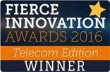 Fierce Innovation Awards 2016 Telecom Edition Winner