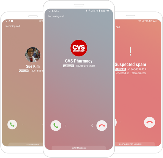 Hiya: Caller ID, Call Blocker & Protection for a Better